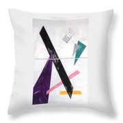 Trio Throw Pillow