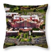 Tripler Army Medical Center - Honolulu Throw Pillow