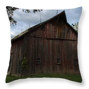 Tripp Barn Throw Pillow