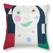Tristesse Throw Pillow