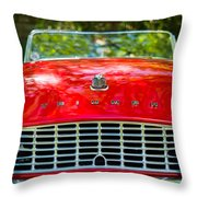 Triumph Tr3 Throw Pillow