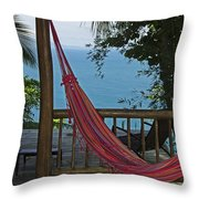 Tropical Paradise... Throw Pillow