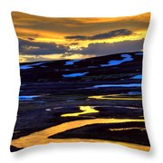 Trout Creek Throw Pillow
