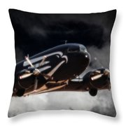 Trubute To Heroes Throw Pillow