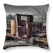 Truck 2 Throw Pillow