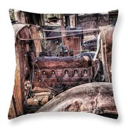Truck 4 Throw Pillow