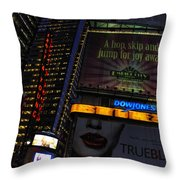 True Blood Throw Pillow
