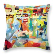 Trust In Hashem With All Of Your Heart 2 Throw Pillow
