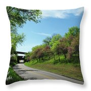 Trust In The Lord Throw Pillow