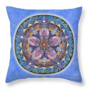 Truth Mandala Throw Pillow