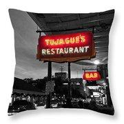 Tujague's Throw Pillow