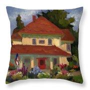 Tukwilla Farm House Throw Pillow