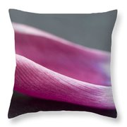 Tulip Boat Throw Pillow