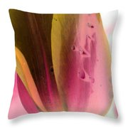 Tulips - Perfect Love - Photopower 2029 Throw Pillow