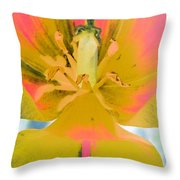 Tulips - Perfect Love - Photopower 2030 Throw Pillow