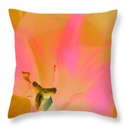 Tulips - Perfect Love - Photopower 2033 Throw Pillow