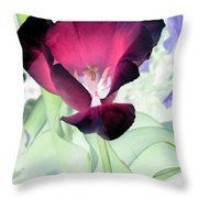 Tulips - Perfect Love - Photopower 2043 Throw Pillow