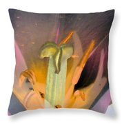 Tulips - Perfect Love - Photopower 2065 Throw Pillow