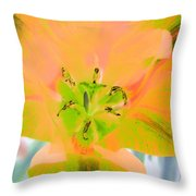 Tulips - Perfect Love - Photopower 2085 Throw Pillow