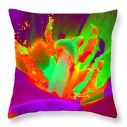 Tulips - Perfect Love - Photopower 2154 Throw Pillow