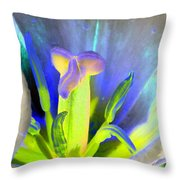 Tulips - Perfect Love - Photopower 2158 Throw Pillow