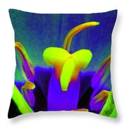 Tulips - Perfect Love - Photopower 2167 Throw Pillow