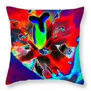 Tulips - Perfect Love - Photopower 2171 Throw Pillow