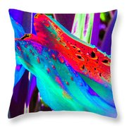 Tulips - Perfect Love - Photopower 2173 Throw Pillow