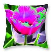 Tulips - Perfect Love - Photopower 2190 Throw Pillow
