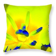 Tulips - Perfect Love - Photopower 2191 Throw Pillow