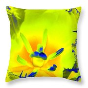 Tulips - Perfect Love - Photopower 2192 Throw Pillow