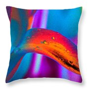 Tulips - Perfect Love - Photopower 2195 Throw Pillow