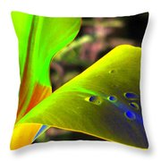Tulips - Perfect Love - Photopower 2196 Throw Pillow