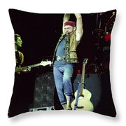 Tull-ian-gp28 Throw Pillow