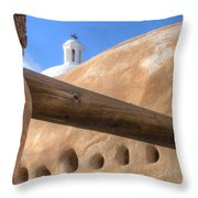 Tumacacori 37 Throw Pillow