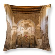 Tumacacori 39 Throw Pillow