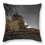 Tumacacori 57 Throw Pillow
