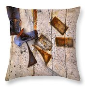 Tumbled Throw Pillow