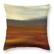Tundra Autumn Melody Throw Pillow