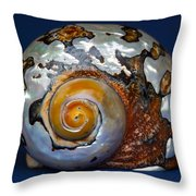 Turbo Smarticus Throw Pillow