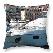 Turkey Land Of Poverty Throw Pillow