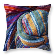 Turkish Cap Throw Pillow