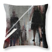 Turn Around My Only Throw Pillow