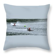 Turn Two 24404 Throw Pillow