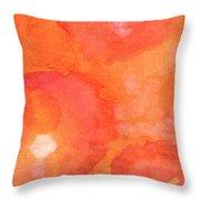 Tuscan Roses Throw Pillow