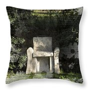 Tuscan Seat Throw Pillow