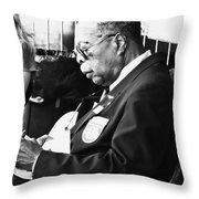 Tuskegee Airmen 2012 Throw Pillow
