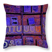 Tv I Throw Pillow