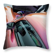 Tvr Cerbera Throw Pillow