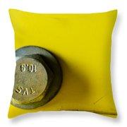 Tvs 10 9 Throw Pillow